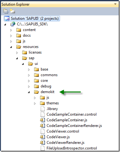 SAPUI5 | … And All That JS