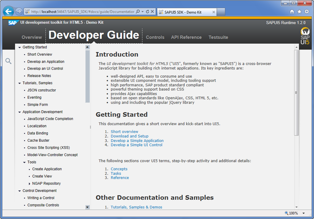 Sapui5 Table Settings & Hover Over Each Action For A Description